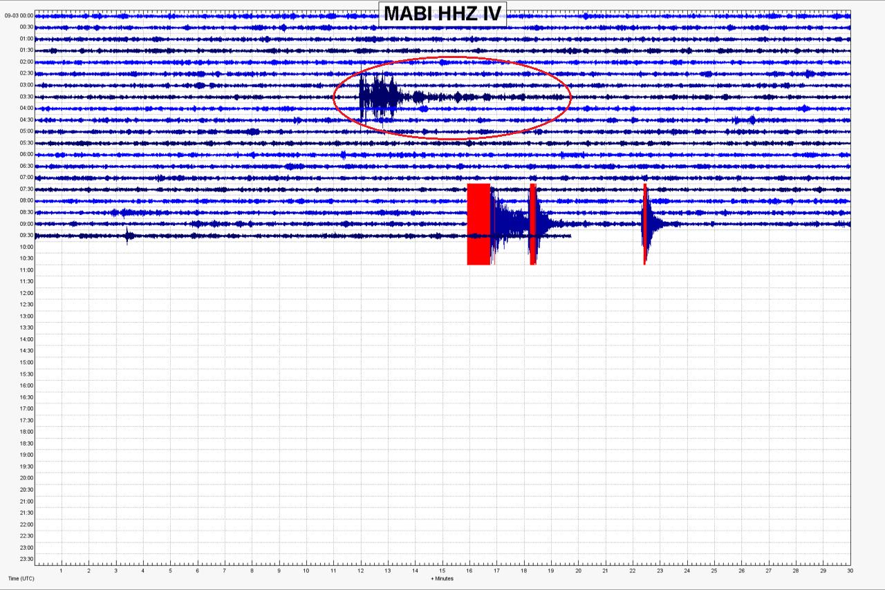 Corea del Nord, nuovo test nucleare provoca un forte terremoto