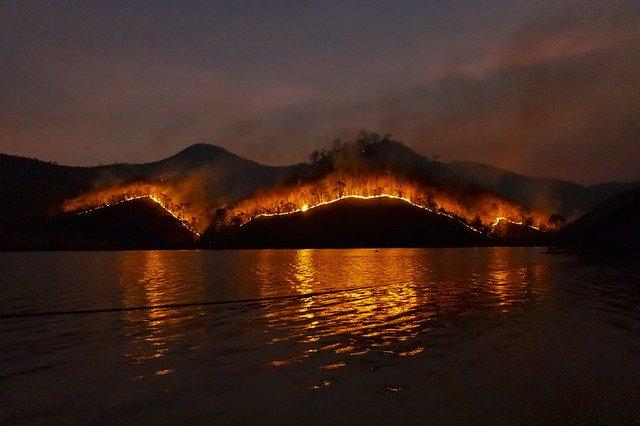 wildfire, Pixabay