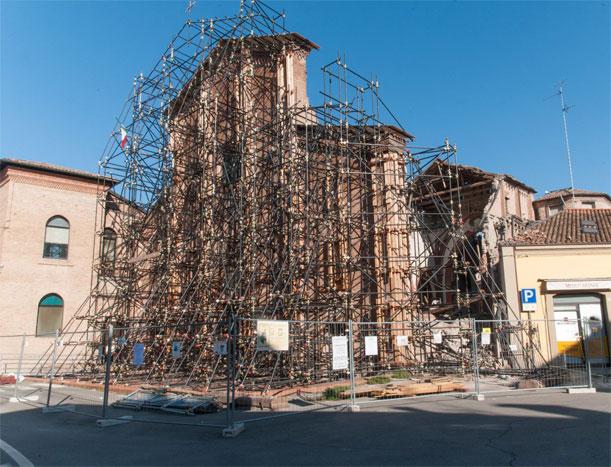 Nasce A Mirandola MO Il Centro Documentazione Sisma 2012