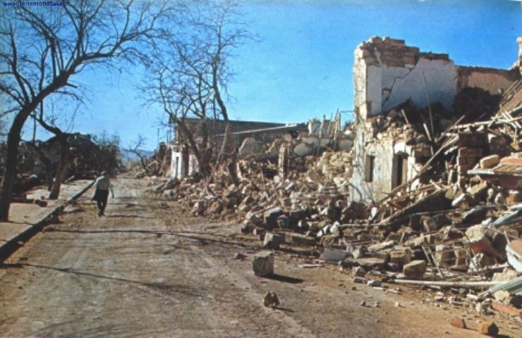 Terremoto del Belice, 50 anni dopo. Parla Mattarella. Scosse nella notte