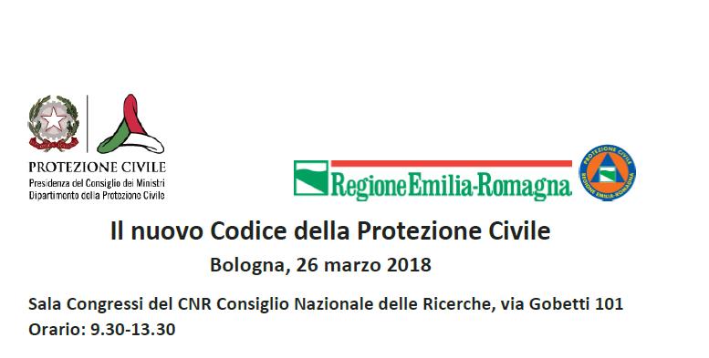 nuovo #codiceprociv: presentazione a bologna il 26 marzo