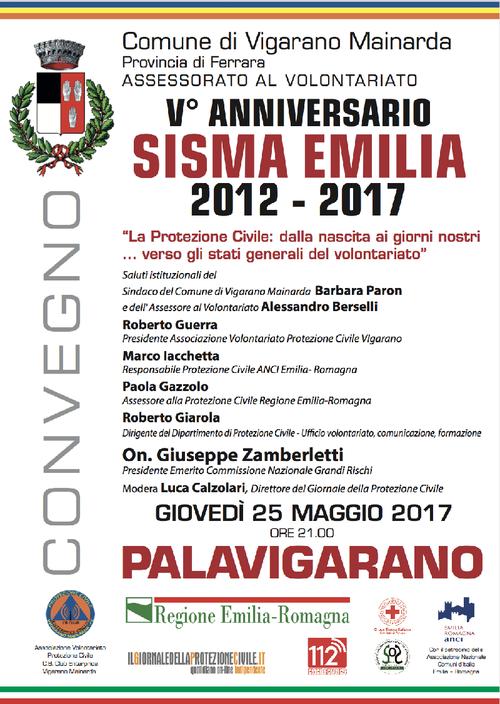 A Vigarano Mainarda questa sera si parla di Protezione civile ... - Giornale della Protezione civile