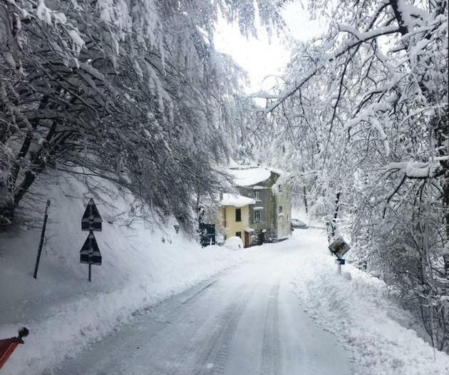 Basilicata, emergenza neve 2017: piano interventi di oltre 10 mln per 67 comuni