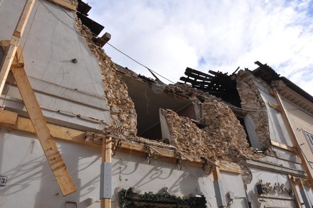 Forte scossa di terremoto nella notte nel centro Italia
