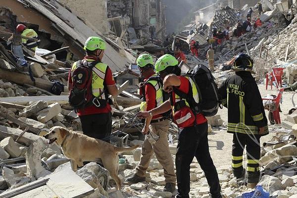 Terremoto Centro Italia: nuova scossa 6.5, tanta paura in Provincia di Frosinone
